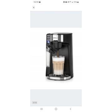 Ekspres do kawy ze spienianiem mleka