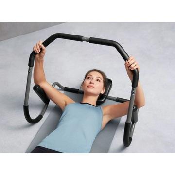 Kołyska do ćwiczeń mięśni brzucha do 110kg