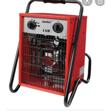 Termowentylator nagrzewnica elektryczna Anslut 5Kw