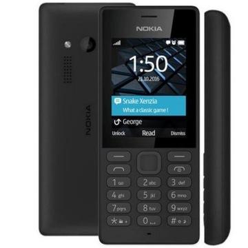 Telefon komórkowy Nokia 150 DualSim czarny