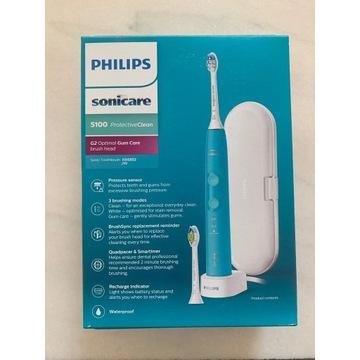Philips szczoteczka soniczna ProtetiveClean 5100