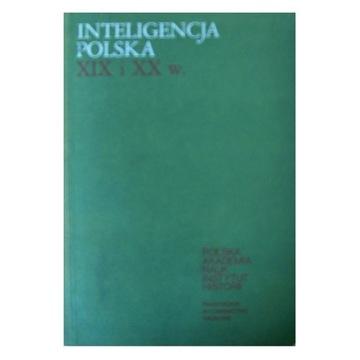 Inteligencja polska XIX i XX  Czepulis-Rastenis t4
