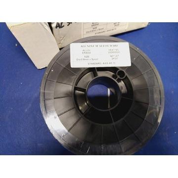 Drut do spawania ER4043 0,8 mm / 2kg