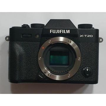 Fujifilm X-T20 + XC15-45mmF3..5-5.6 + gratisy