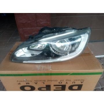 Lampy angielskie/VOLVO S60, 2014 modle,prawe lewe