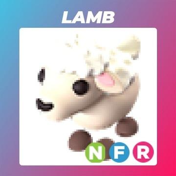 Roblox Adopt Me Neon Lamb FR