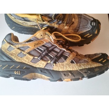 asics trabuco gel duomax speva buty do biegania