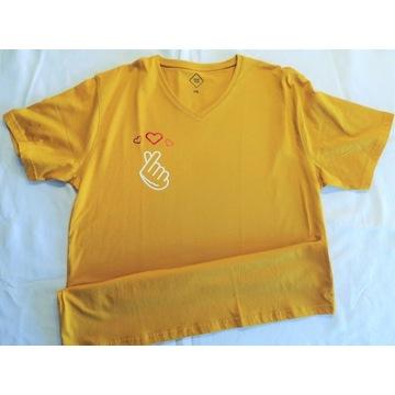 Love you - nowa koszulka rozmiar XXL