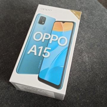 OPPO A15 2/32GB Black CZARNY