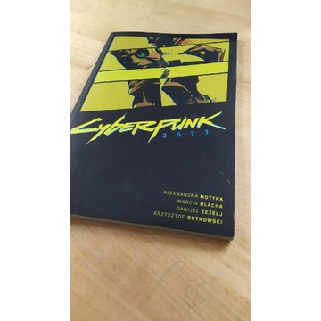 Cyberpunk 2077, komiks, torba