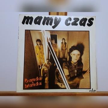 Wanda & Banda, Mamy Czas, winyl