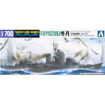 Japoński niszczyciel FUYUZUKI