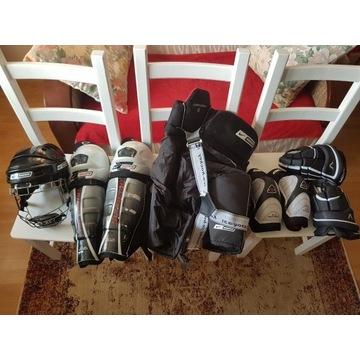 Ochraniacze do hokeja NIKE BAUER