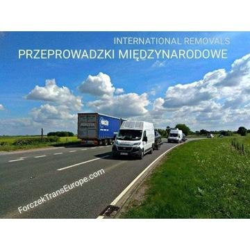 TRANSPORT POLSKA IRLANDIA