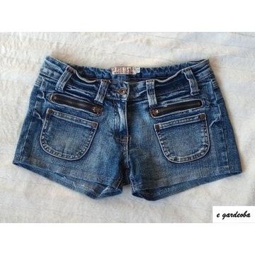 Szorty jeansowe S/M