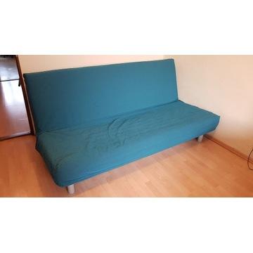 Sofa Beddinge Ikea 140x200 ze skrzynią i pokrowcem