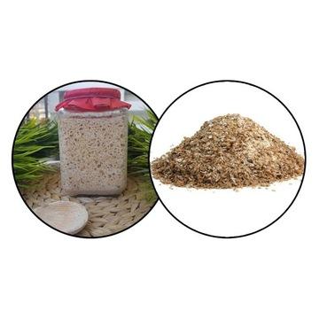 2 w 1 | 4-letni zakwas PSZENNY (150g) +mąka (200g)