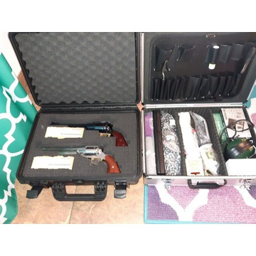Broń czarnoprochowa,remington 44 lufa 8 cali.