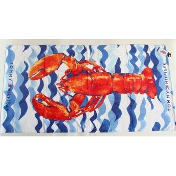 Ręcznik plażowy kąpielowy Tommy Hilfiger 90x170