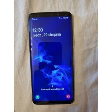 Zestaw Samsung Galaxy S9 + Smartw. Gear2 + prezent
