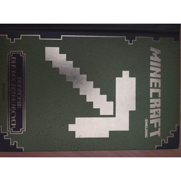 Książka minecraft