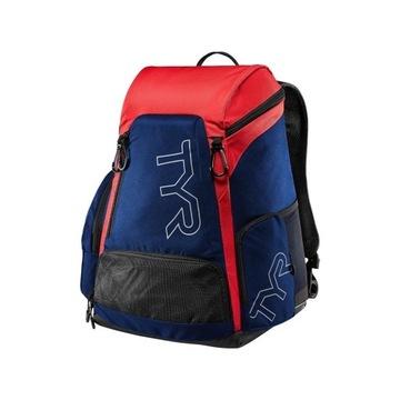 Plecak pływacki marki TYR - plecak dla pływaka 30l