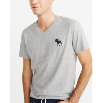 ABERCROMBIE & FITCH Exploded icon t-shirt S