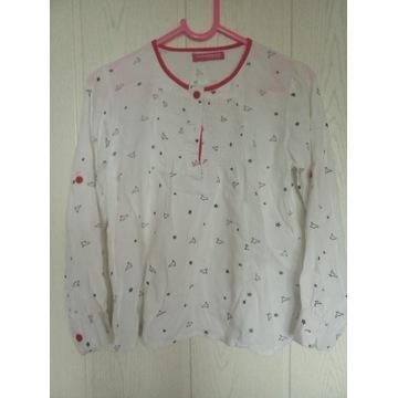 Bluzka koszulowa dla dziewczynki 116