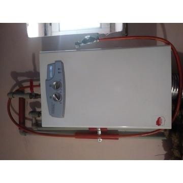 Podrzewacz wody gazowy