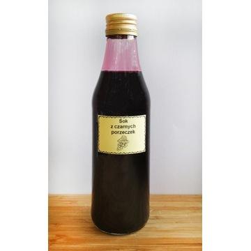 Sok z czarnej porzeczki 250 ml