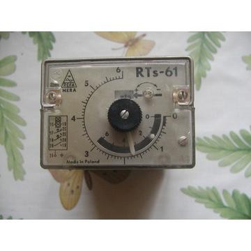Przekaźnik czasowy RTs-61