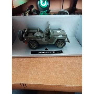 Model Willys Jeep 1:32 NewRay