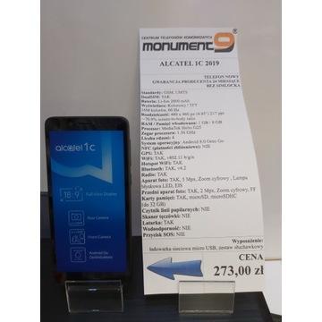 Alcatel 1C 2019 Dual SIM NOWY