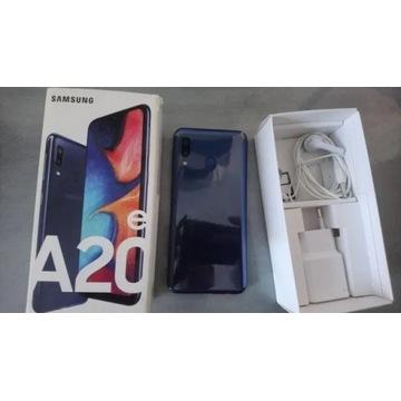 Samsung a20e bez blokad cały zestaw