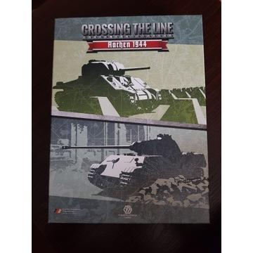 Gra Wojenna Aachen 1944 Crossing the line nowa
