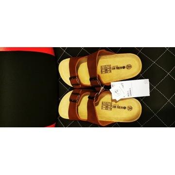 Sandały męskie roz 44 nowe