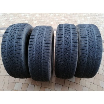 OPONY ZIMOWE 215/65 R16 Pirelli Scorpion Winter