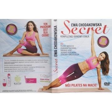 Trening Pilates Secret Ewa Chodakowska
