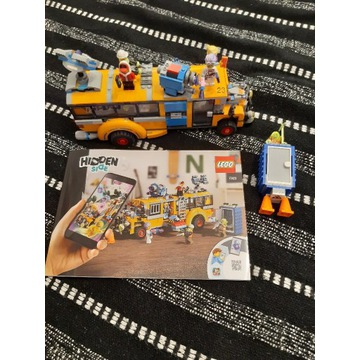 Lego 70423 hidden się Instrukcja