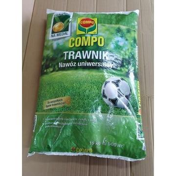 Nawóz do trawnika Compo 15 kg