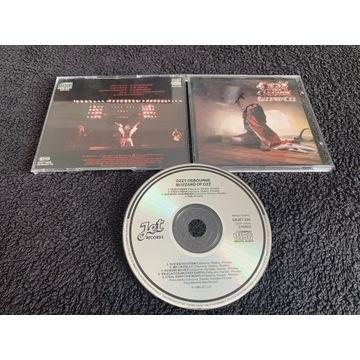 Ozzy Osbourne - Blizzard Of Ozz - ultra rar 1984