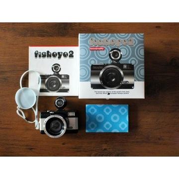 Lomography Fisheye 2 - aparat analogowy