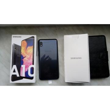 Telefon Samsung Galaxy A10 czarny dual SIM +32GB+2