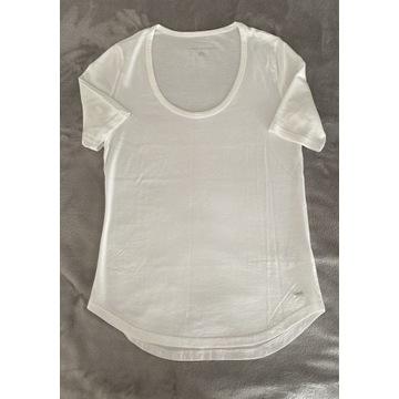 T-shirt Tommy , bialy bawełna, rozmiar xs pasuje s