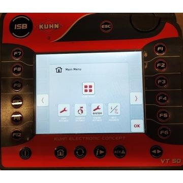 Naprawa ekranu dotykowego Kuhn VT50