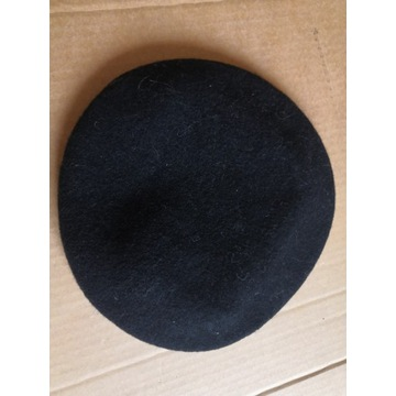beret wełniany