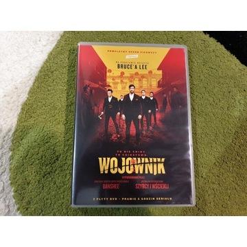 "DVD ""Wojownik"". Kompletny sezon 1."