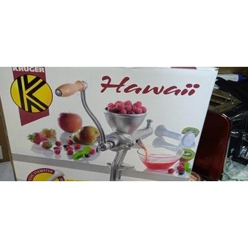 Ręczna wyciskarka do owoców soków