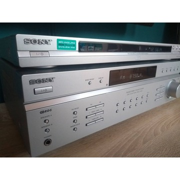 Amplituner Stereo Sony STR DE 197+DVD DVP NS 355(n
