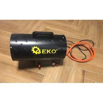 Nagrzewnica gazowa Geko 15kw jak nowa